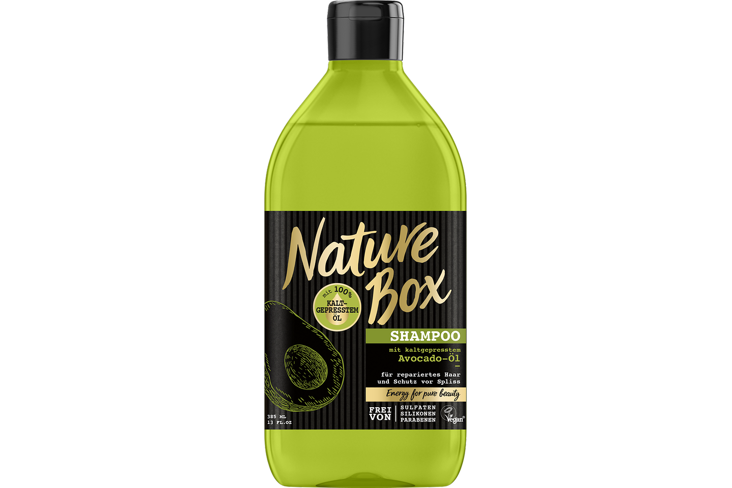 Nature Box Shampoo Avocado